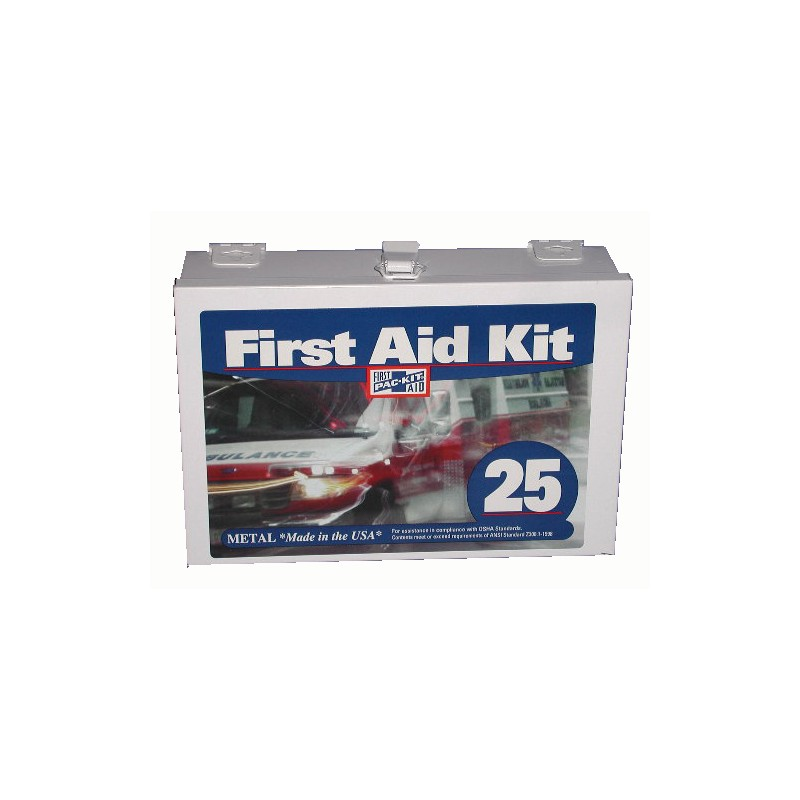 First Aid Kit Goamericantruck