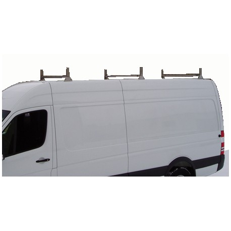 STAINLESS STEEL VAN RACK - SPRINTER 2007 TO CURRENT