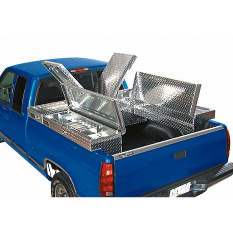 "ALUMINUM LO-SIDE TOOL BOX 56\"" LONG"