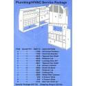PLUMBING/HVAC SERVICE PKG. FULL SIZE VAN