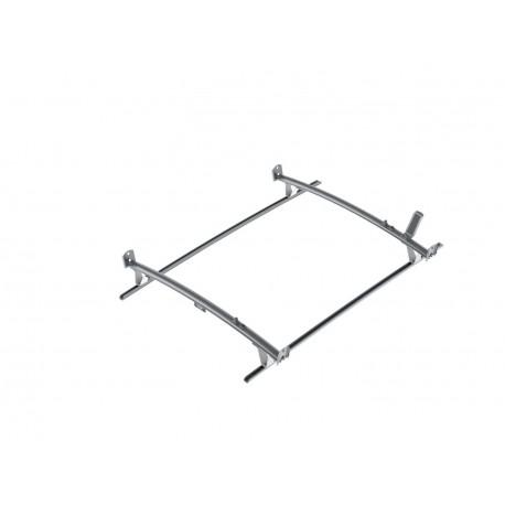 Ranger Design Standard Ladder Rack, Aluminum, Mercedes Metris