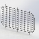 Partition Window Grill