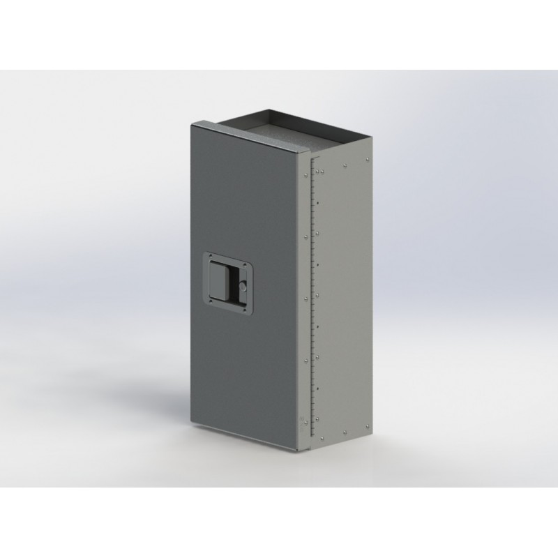 Ranger Design Lockable Refrigerant Rack Cabinet 24 Quot H