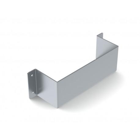 """Ranger Design Can Holder, Aluminum, 3\\""""d X 8 1/2\\""""w X 3\\""""h"""