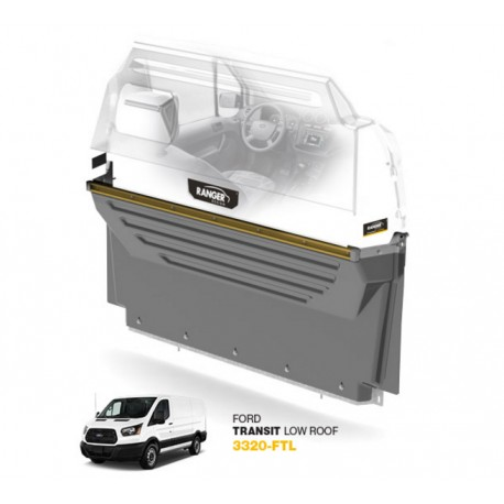 Ranger Design Max View partition for the Transit Low Roof