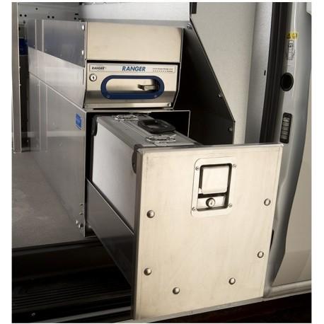 Ranger Design Tool drawer, aluminum