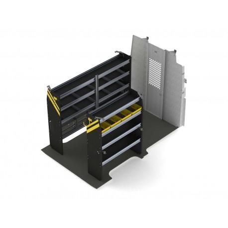 Ranger Design Service Van Shelving Package, Nissan NV High Roof, NVH-16