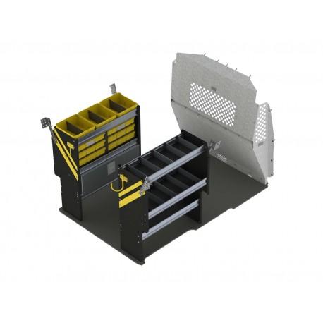 Ranger Design Electrician Van Shelving Package, RAM ProMaster City, PMC-11
