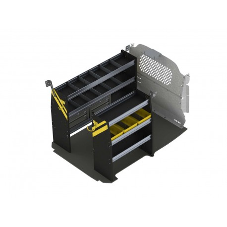 Ranger Design Service Van Shelving Package, Nissan NV200, CNL-16
