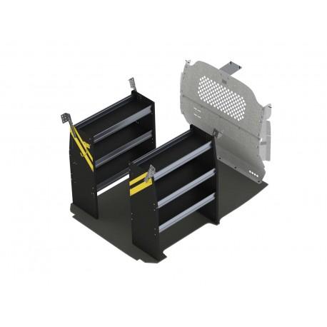 Ranger Design Contractor Van Shelving Package, Nissan NV200, CNR-10