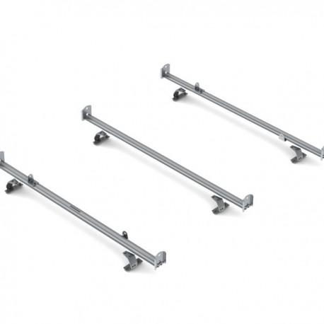 Ranger Design Cargo Rack, aluminum, 3 bar, Sprinter / Universal Fit