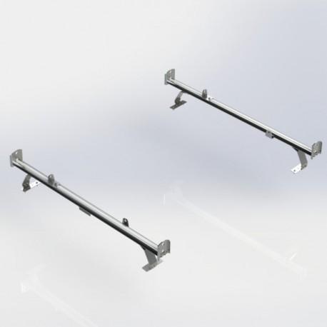 Ranger Design Cargo Rack, aluminum, 2 bar, Ford Transit LWB