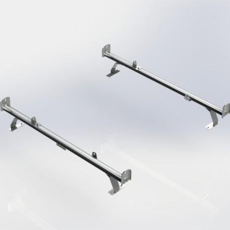 Ranger Design Cargo Rack, aluminum, 2 bar, Ram CV / Universal Fit