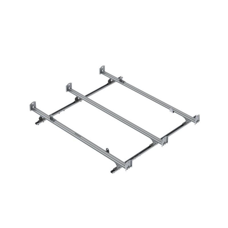 Ranger Design Cargo Rack Aluminum 3 Bar Nissan Nv High