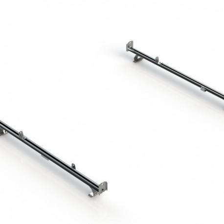 Ranger Design Cargo Rack, aluminum, 2 bar, Ram ProMaster