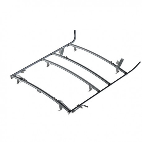 Ranger Design Standard ladder rack, aluminum, 3 bar, Sprinter / Universal Fit