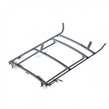 Ranger Design Combination ladder rack, aluminum, 3 bar, Nissan NV200 / City Express