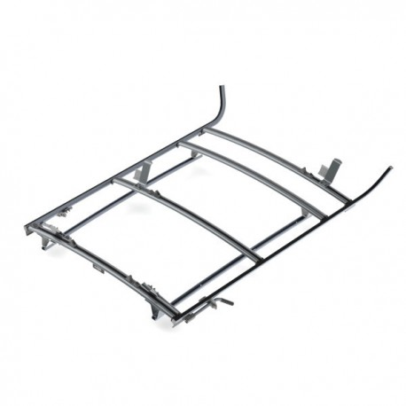Ranger Design Combination ladder rack, aluminum, 3 bar, Ford Transit Connect