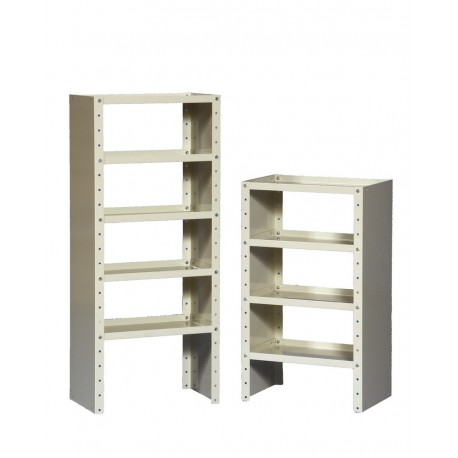 STORAGE RACK - FIVE SHELF