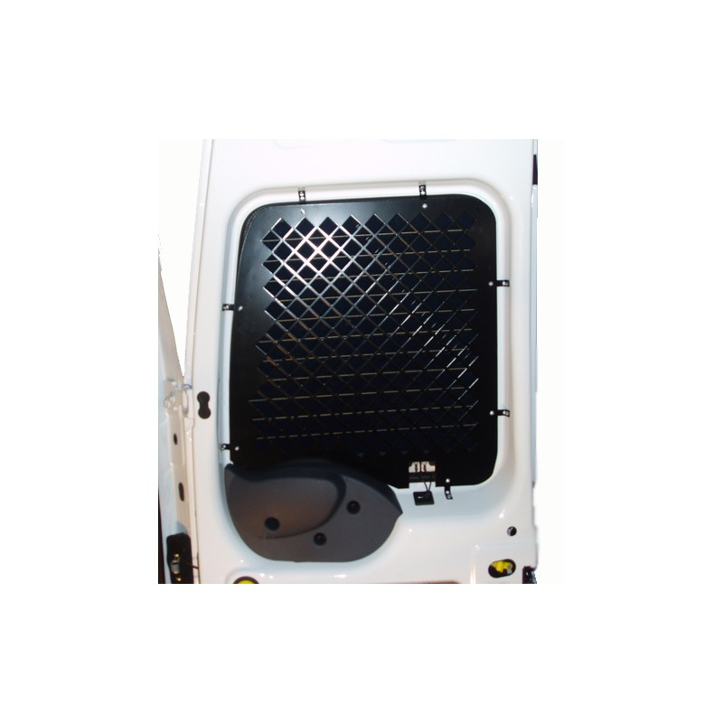 Transit connect rear door window screens 2pcs for Back door with window and screen