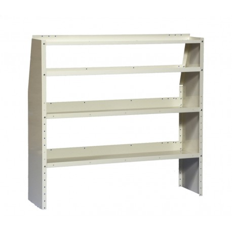 TAPERED VAN SHELF 51\""