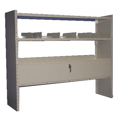 "SHELF UNIT 69\""W X 18\\""D"