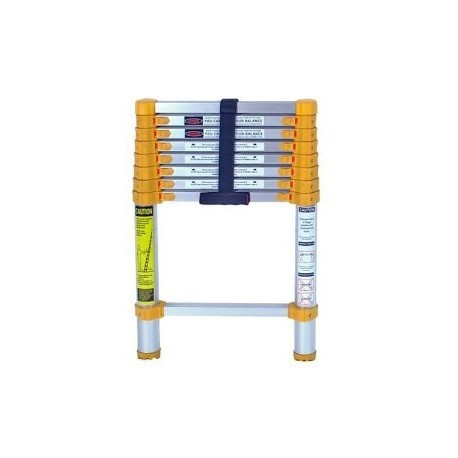 Telescoping Aluminum Ladders