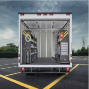 Box Truck HVAC Package