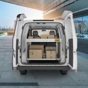Delivery Van Shelving Package