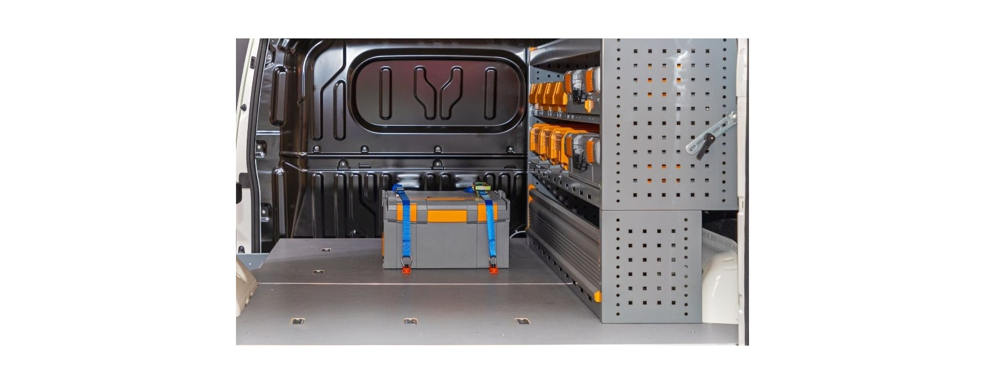 Reasons To Install Shelving In Your Work Van