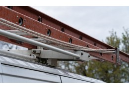 Tips for Choosing the Right Ladder Rack for Your Work Van