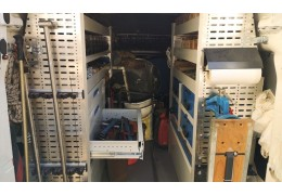 Work Van Organization Ideas for Service Technicians