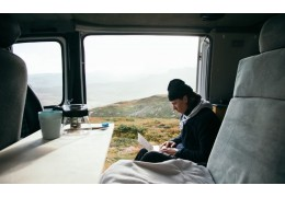Tips and Tricks To Making Your Van a Mobile Office